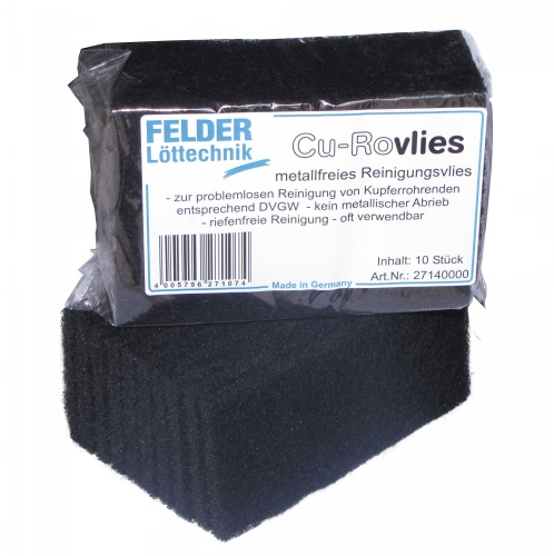 Felder Rovlies-čistiaca textília 10ks/bal