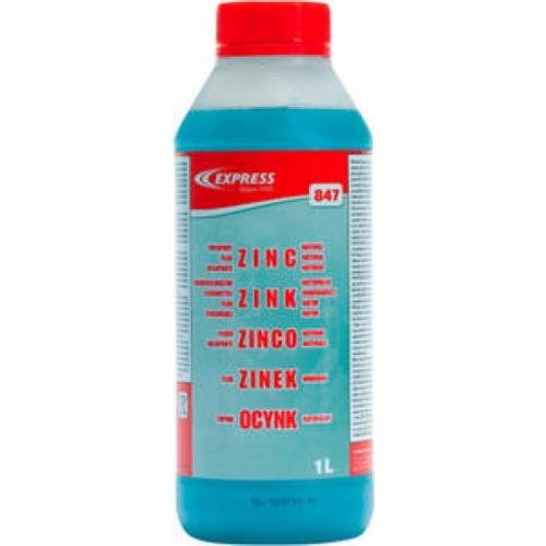 Flux spájkovacia voda, 1l