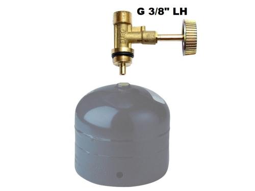Jednocestný ventil EURO 3/8˝LH