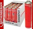 Multigas P/B 330g (600ml, 7/16˝)