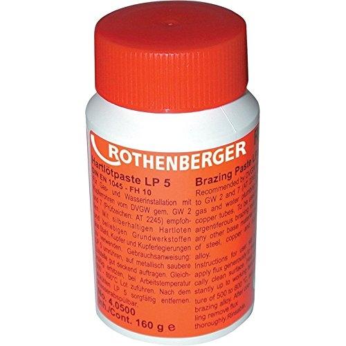Pasta na tvrdé spájkovanie Rothenberger LP 5