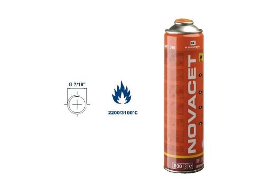 Plyn Novacet 330g, 7/16˝