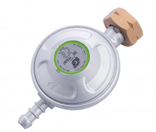 Regulátor tlaku na grily a variče, 30mBar