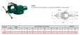 RIDGID Zverák paralélny Junior 140mm