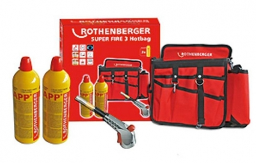 Rothenberger Hotbag Super Fire