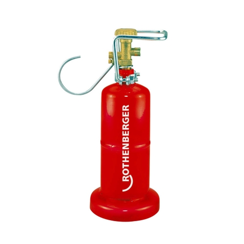 Rothenberger plniteľná plynová fľaša 0,5kg/3/8˝