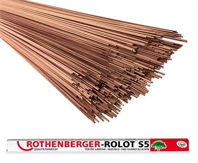 Rothenberger Tvrdá spájka ROLOT S5