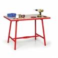 Skladací pracovný stôl 1000 x 500 x 845 mm