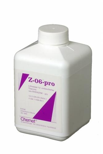 Spájkovacia voda Z-06-pro, 100ml