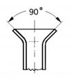 Univerzálna pertlovačka 4-16mm (3/16-5/8˝)